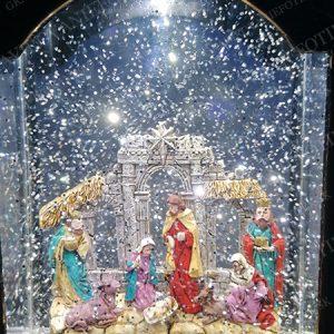"alt=''Betlehem na vianoce"""
